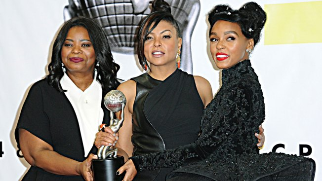 'Hidden Figures,' Henson Among Top NAACP Image Award Winners