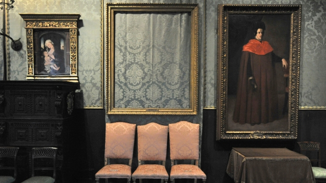 Sentencing Delayed After Man Tied to Massive Art Heist Forgets Guilty Plea: Attorney