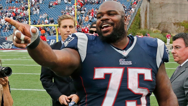 Wilfork Not Worried About Freezing Temps