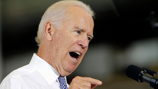 Many N.H. Dems Cool to the Idea of a Biden Presidential Bid