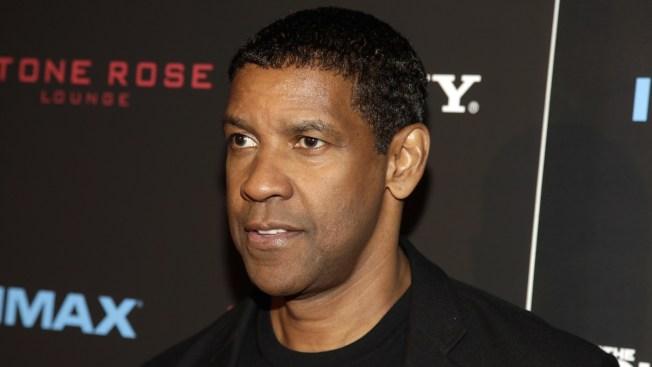 Man Claims to Be Denzel Washington During Arrest