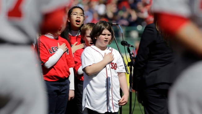 Marathon Bombing Survivors Partake in Red Sox Opening Day
