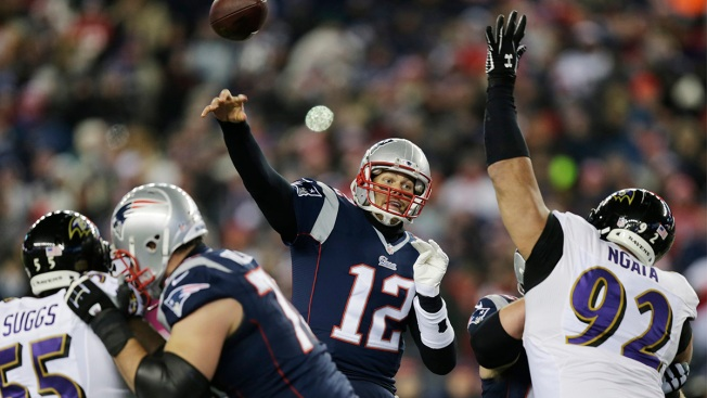 Brady Explains Unconventional Offense