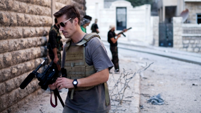 Mother of Slain Journalist James Foley: Hostages' Return Gives Hope