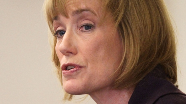 N.H. Gov. Maggie Hassan Running for U.S. Senate