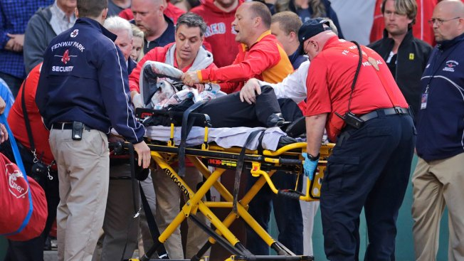 Could Injured Sox Fan Sue?