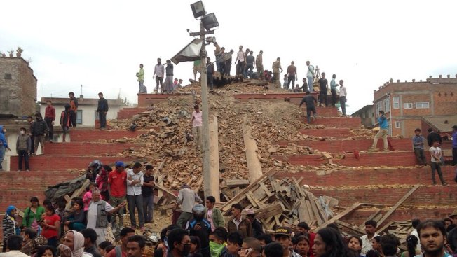 Maine Woman Survives Nepal Earthquake