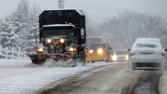 Connecticut DOT Sending Equipment to Help New York With Snow