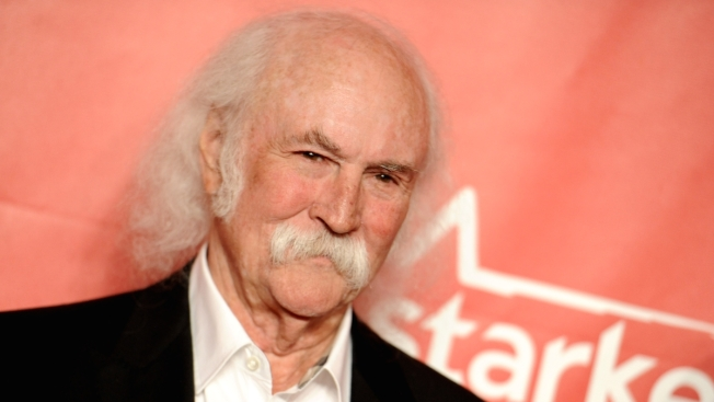 Rock Icon David Crosby Tells Trump Supporters to Avoid His Shows