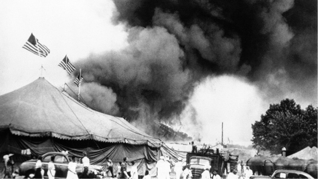 Medical Examiner Seeks to ID Bodies from 1944 Hartford Circus Fire