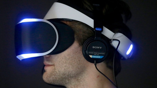 Sony to Launch Morpheus Virtual Reality Headset in 2016