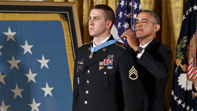 Medal of Honor Recipient to Deliver UNH Commencement Address