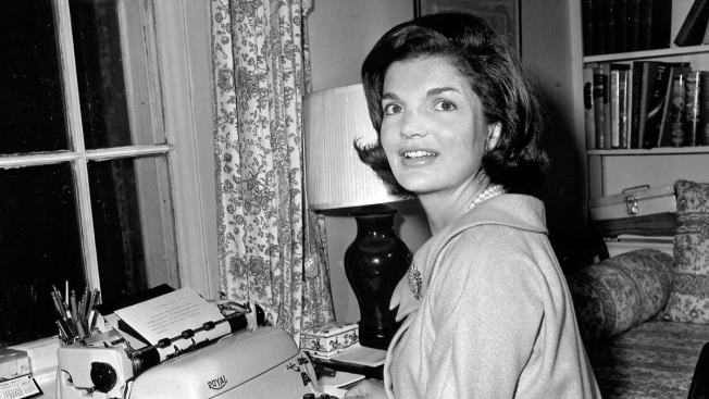 Jacqueline Kennedy's Painting, Watch to Be Sold at Auction