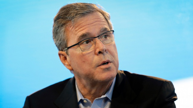 "Jeb Bush Says Hispanic ID on Voter Registration Card Was ""Mistake"""