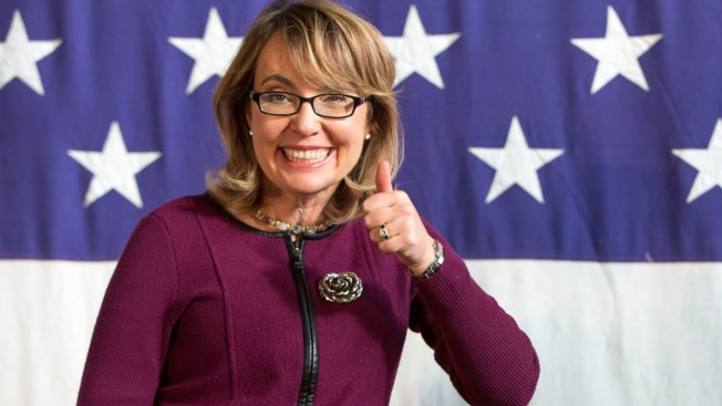 Giffords to Begin 9-State Tour to Promote Tougher Gun Laws