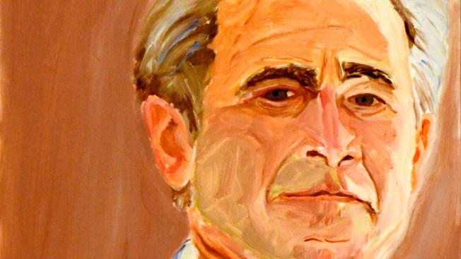 George W. Bush Paintings Book Coming in 2017