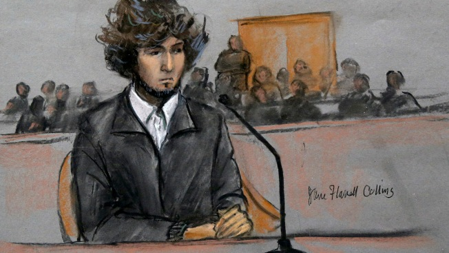 Judge Rejects 3rd Defense Bid to Move Tsarnaev Trial