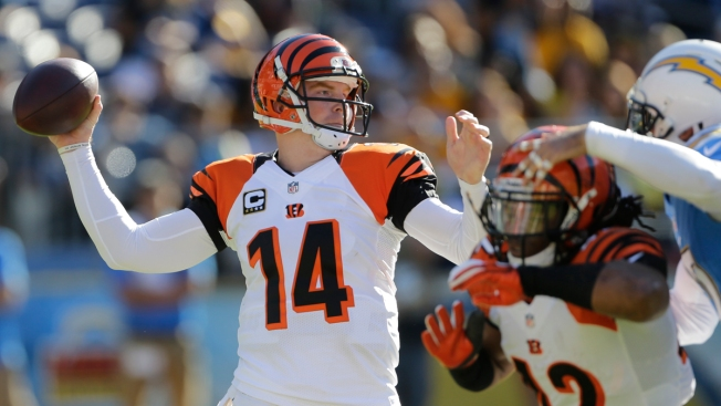 Bengals Not Worried About Primetime Struggles