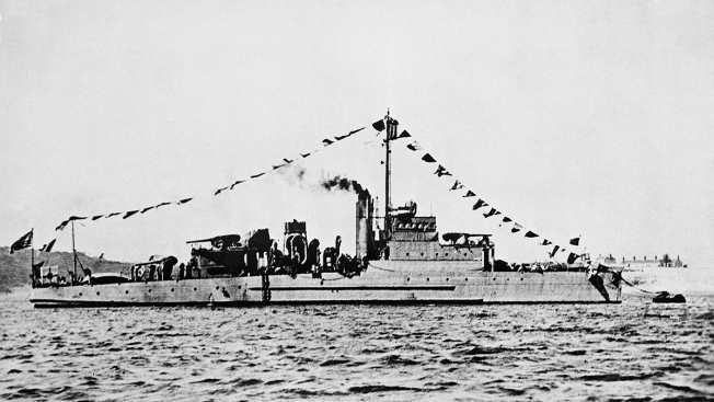 Navy Warship Sunk by German Sub in WWII Finally Located Off Coast of Maine