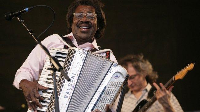 Louisiana Zyedco Accordionist Buckwheat Zydeco Dies