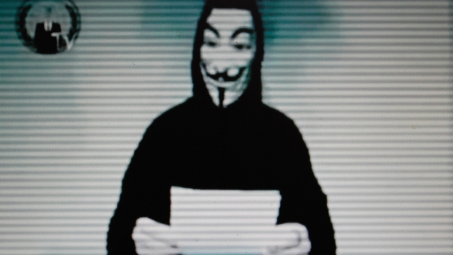 Online Group Anonymous Declares Friday 'ISIS Trolling Day'