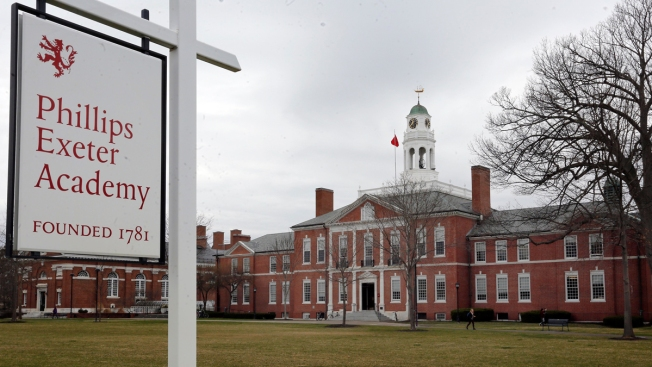 Student to Return to Phillips Exeter Academy Prep School for Now After Sex Case