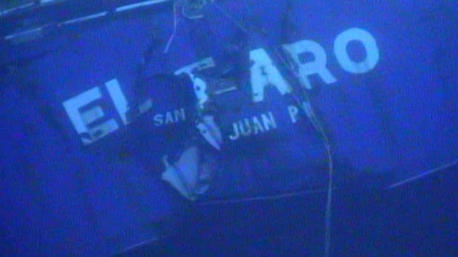 Captain's Errors Led to El Faro Sinking: Coast Guard