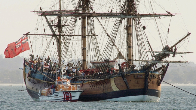 If Captain Cook's Ship Is Found, Whose Is It? Rhode Island's, Thanks to Obscure Maritime Practice