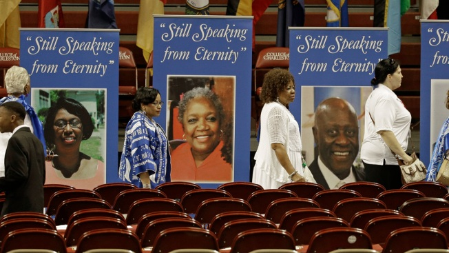 Charleston Church Shooting Victims to Be Honored With New Memorial