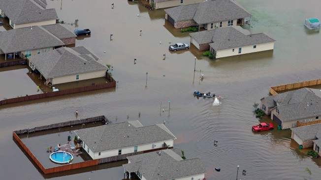 'It's Not Over': 4 Dead in 'Historic' Louisiana Flooding