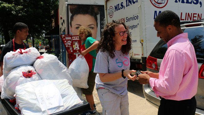 Maryland Woman Leads Effort to Donate 20,000 Bras to Homeless Women