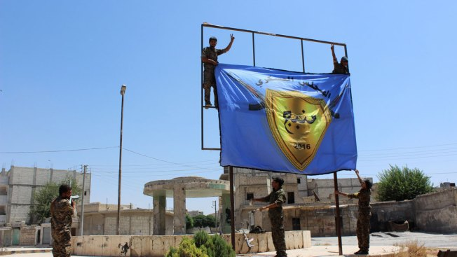 Syrian Kurds Begin Campaign to Oust Islamic State From Raqqa