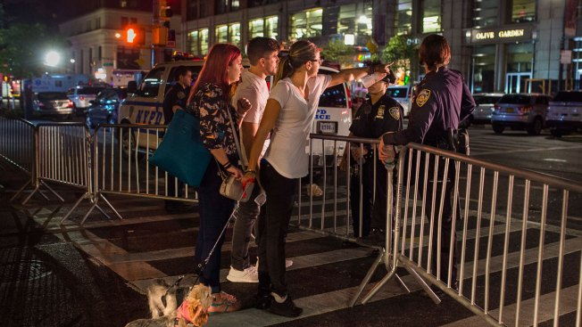 Authorities Probing Possible Similarities Between Explosive Devices in NY and NJ