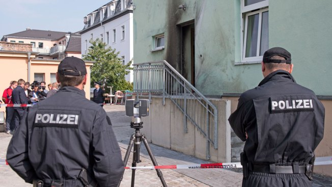 Dresden Blasts: Mosque, Conference Center Attacked in German City