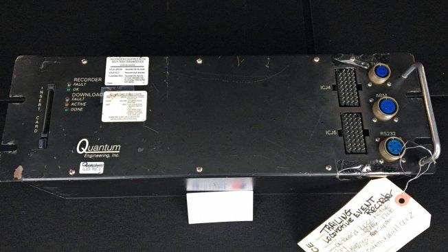 1 Recorder Was Not Functioning During NJ Train Crash: NTSB