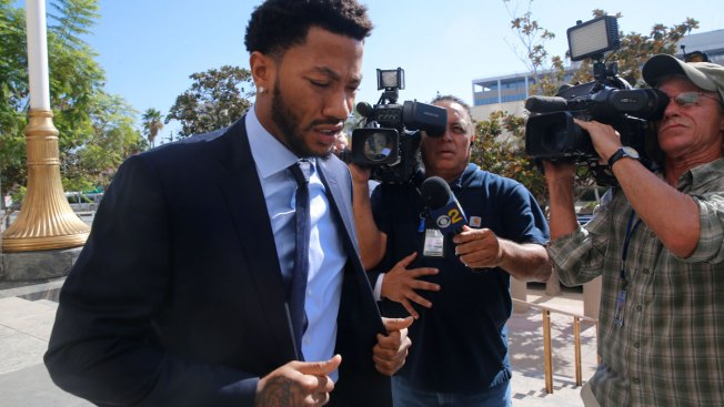 Woman Appeals Defeat in Rape Lawsuit Against Derrick Rose