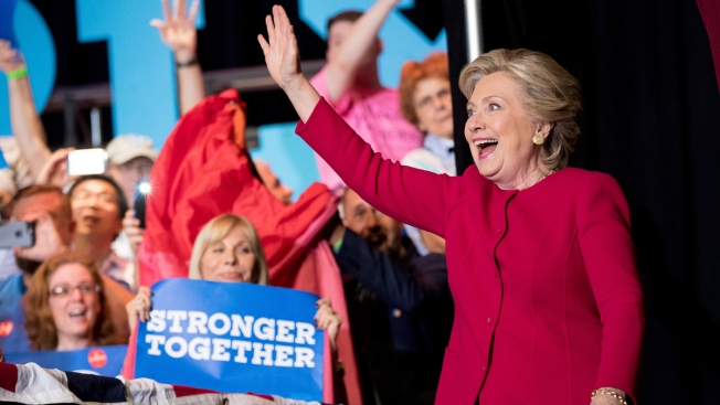 Reuters/Ipsos poll: Clinton enjoys solid lead in early voting