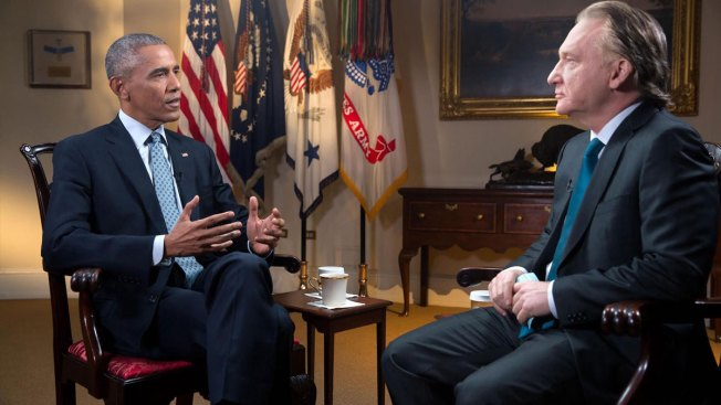 Bill Maher Campaigns, and Obama Elects to Appear on 'Real Time'