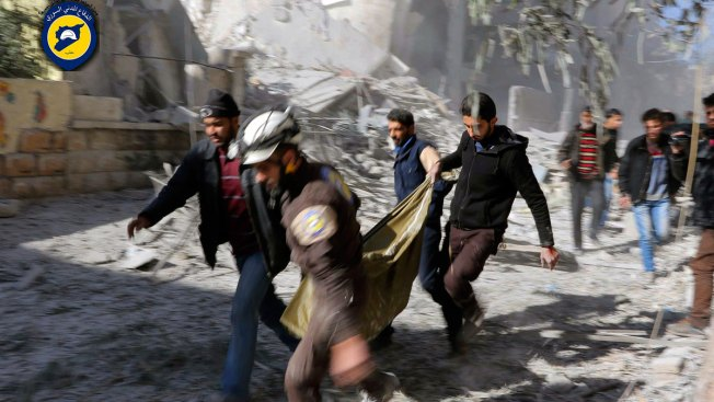 Syrian Government Refuses UN Truce Terms for Aleppo