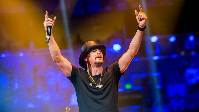 Kid Rock's Christening Of Little Caesars Arena Brings Out Scores In Protest