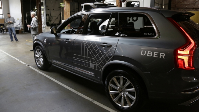 Uber Suspends Self-Driving Car Program After Arizona Crash