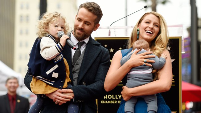 Ryan Reynolds honored with star on Hollywood Walk of Fame