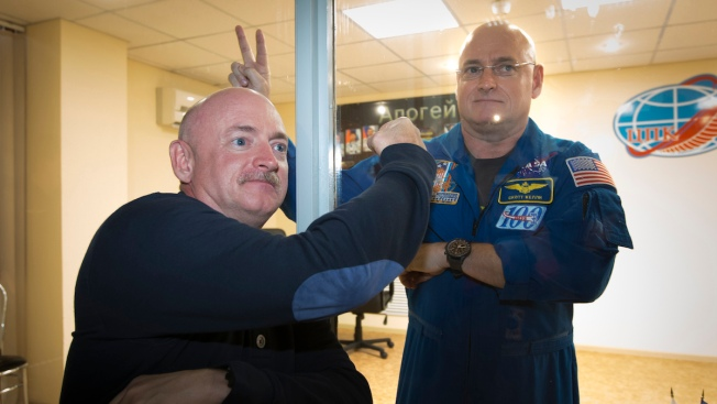 NASA Astronaut Scott Kelly Hits Halfway Point of Yearlong Spaceflight