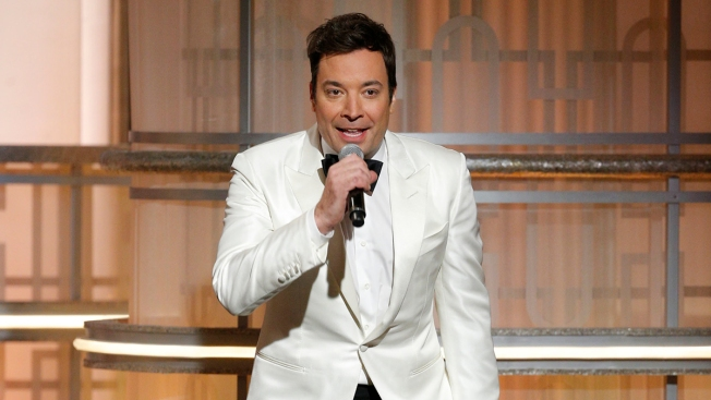 Jimmy Fallon Donates $100K to Fund Art at Upstate New York Alma Mater