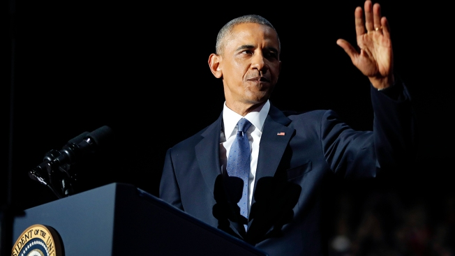 Excerpts From President Obama's Farewell Speech in Chicago