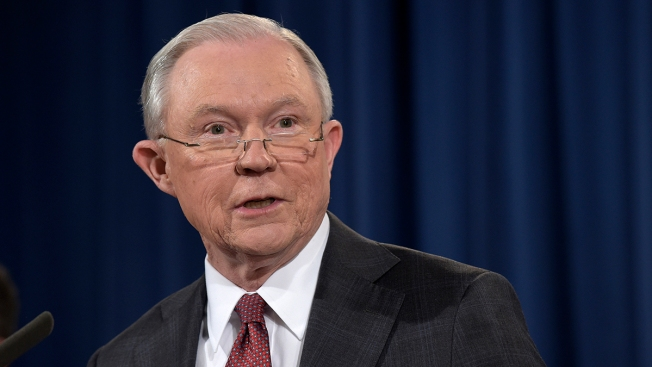 Sessions: Education, Enforcement Will Turn Tide on Opioid Fight