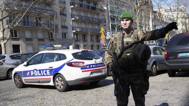 Letter Bomb Explodes at IMF in Paris; Greek Ties Seen