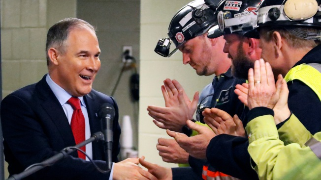 Environmental Groups Sue EPA Over Rollback of Pollution Rule