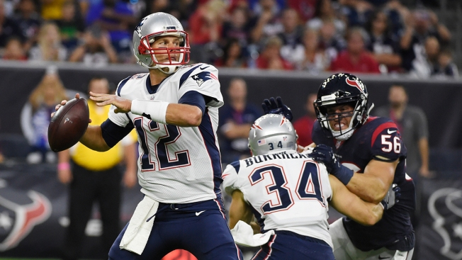 Patriots Fall to Texans in Preseason Game, 27-23