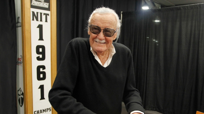 Masseuse Accuses Marvel's Stan Lee of Fondling Himself